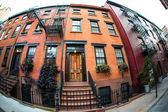 Manhattan Apartments — Stock Photo