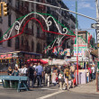 NYC Feast of San Gennaro — Stock Photo