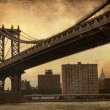 ManhattBridge — Stock Photo #33838781
