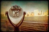 Vintage NYC View — Stock Photo