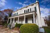 Historic Deepwells Farm House — Stockfoto