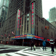 Radio City Music Hall NYC — Stock Photo #35723023