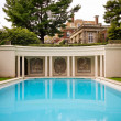 Pool at Mansion — Stock Photo #35723031