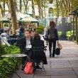 Bryant Park NYC — Stock Photo #35723043