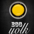 Egg Yolk — Stock Photo