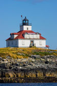 Maine Lighthouse — Stock Photo