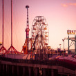 Steel Pier Atlantic City — Stock Photo