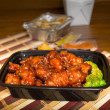 Stock Photo: Chinese Takeout