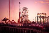 Steel Pier Atlantic City — Stock Photo
