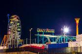 Atlantic City Rides — Stock Photo
