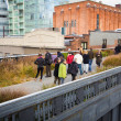High Line Park NYC — Stock Photo #36878509