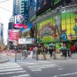 times square nyc — Stock Photo
