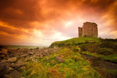Irish Castle — Stockfoto