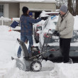 Snow Removal — Stock Photo #38051973