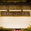 Grand Central NYC — Stock Photo