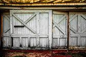 Barn Doors — Stock Photo