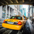 New York City Taxi — Stock Photo #41163115