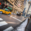 New York City Taxi — Stock Photo #41163167
