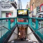 ������, ������: NYC Penn Station