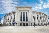 NY Yankee Stadium — Stock Photo