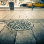Lower Manhattan Street — Stock Photo #43214677
