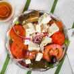 Greek Salad — Stock Photo #44166299