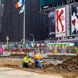 Постер, плакат: Times Square NY Redesign Project