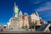 New York - New York Las Vegas Resort — Stock Photo