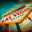 Vegas Sign — Stock Photo #46468957