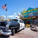 Seligman Route 66 — Stock Photo #46633087