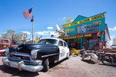 Seligman Route 66 — Stockfoto