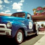 Route 66 Kingman AZ — Foto Stock