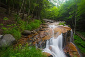 New Hampshire Waterfalls — Stock Photo