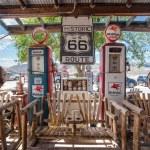 Hackberry Route 66 — Stock Photo #50204225