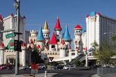 Excalibur Las Vegas — Stock Photo