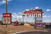 El Trovatore Route 66 — Stock Photo
