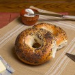 New York Style Bagels — Stock Photo #50820081