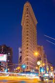 Flatiron Building NYC — Stock Photo