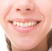 Broad smile — Stockfoto