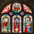 Stained glass window — Stock Photo #27064465