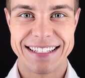 Teeth, smile — Stock Photo
