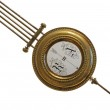 Detail of age-old mechanical clock — Stock Photo #2861001