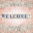 ������, ������: Welcome