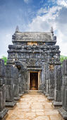 Entrance of Nalanda Gedige — Stock Photo