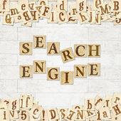 поисковая система — Стоковое фото