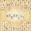 Постер, плакат: Wordplay