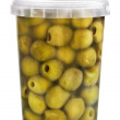 Stock Photo: Group olives
