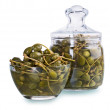 Marinated capers — Stock Photo #35600677