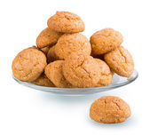 Plate of Biscuit — Stock Photo