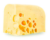 A delicious piece of cheese — Stock Photo